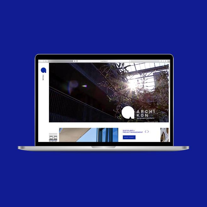 BlackDesk Case - Archikon - Re-branding architectenbureau